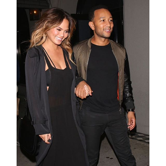 This could be us but you're not Chrissy Teigen, or John Legend! (DEBY/AKM-GSI)