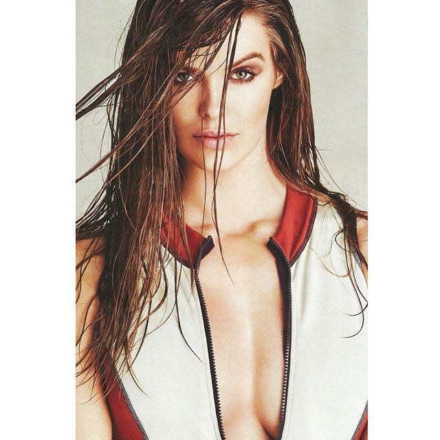 #regram @robynlawleyswimwear new season swimwear featured in @whomagazine #sexiestissue2015 photo by @jasonierace