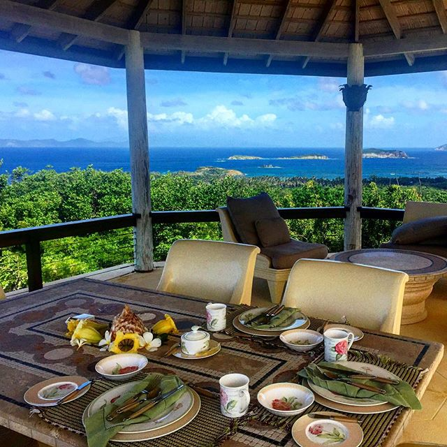 Good morning mustique