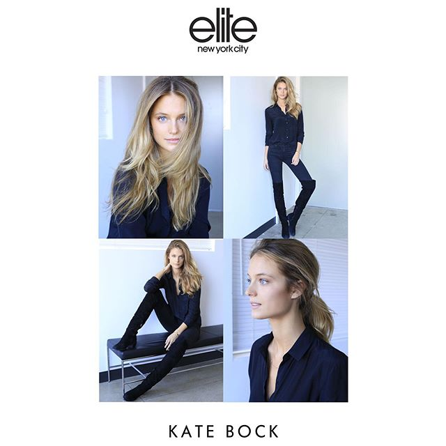 New Polaroids @elitenyc @cunningbam #KateBock
