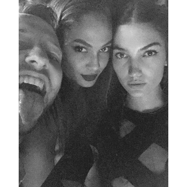 Missing these 2 @derekblasberg @joansmalls #PFW