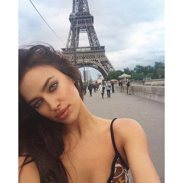 Irina Shayk :: @irinashayk/Instagram
