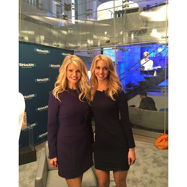We didn't plan this ..lol..but I like your style! @jadescipioni @foxbusiness @siriusxm