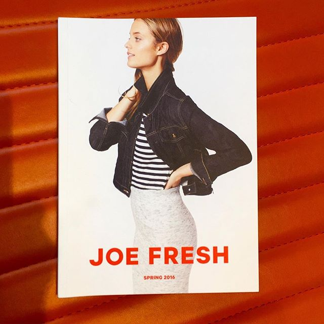 Feeling FRESHHHH @joefresh