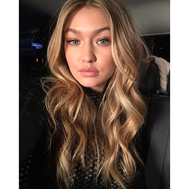 Lily Aldridge Gigi Hadid Instagram Photos Sicom