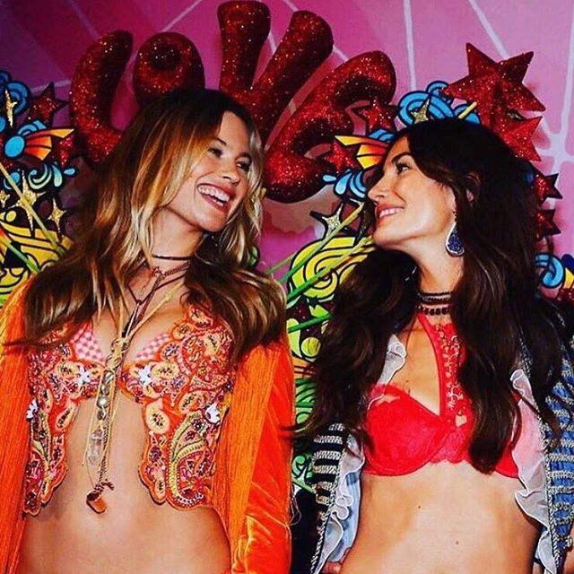 True Love @behatiprinsloo #VsFashionShow2015 #Dec8 #OnlyCBS