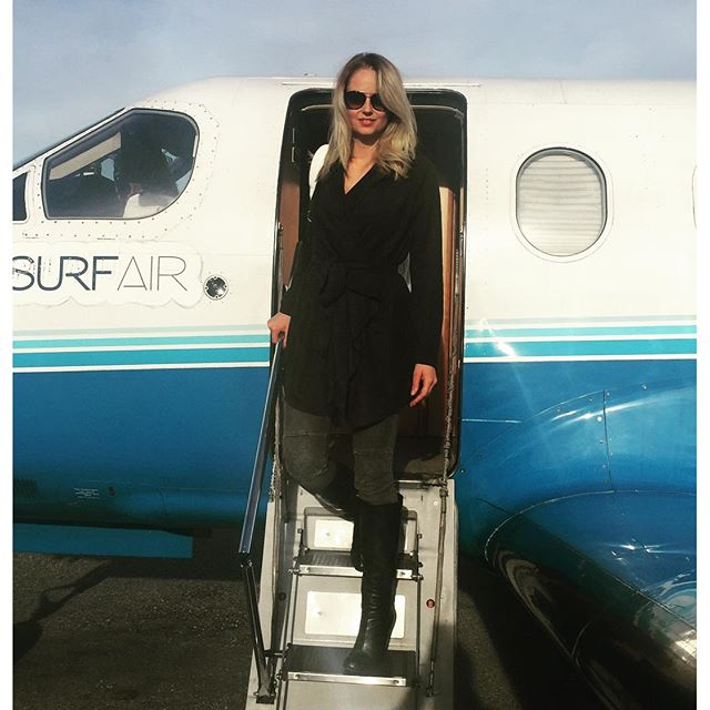 Hello San Francisco!! @surfair