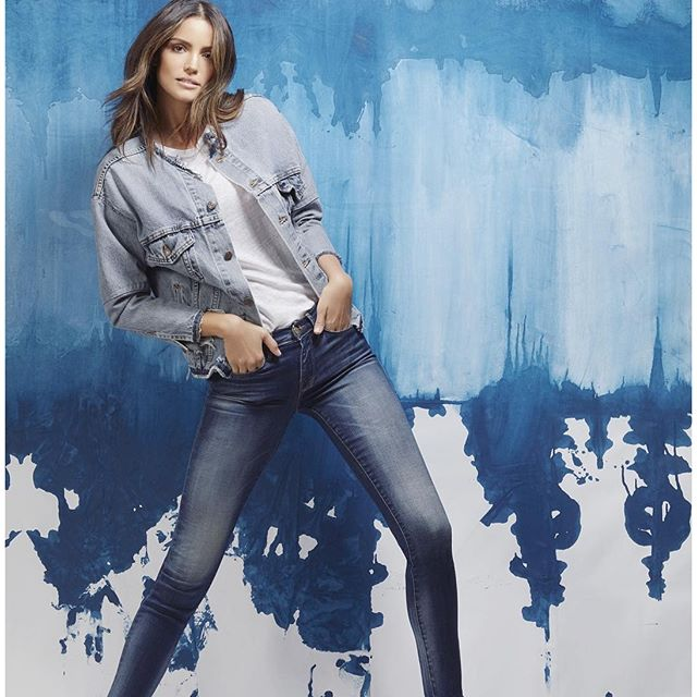 Denim obsession for INTERMIX Spring 16 @intermixonline