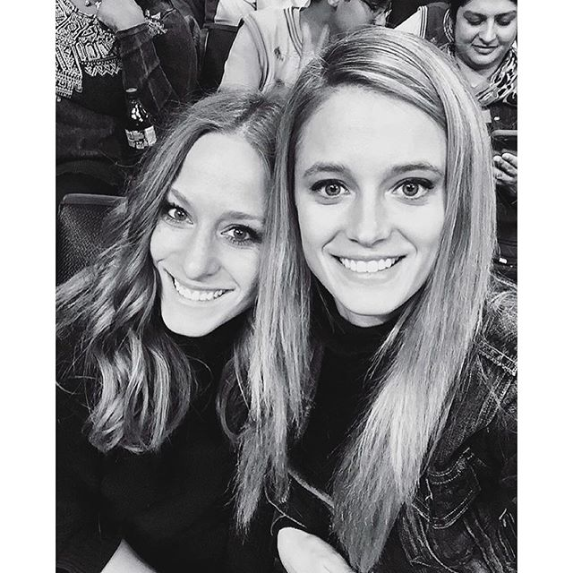 Regram @allybmartin Back in NY with my city sista #finally