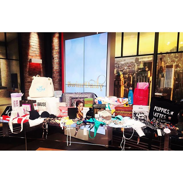 Thank you to all of these incredible brands for participating in the 2016 @si_swimsuit gift bags! The girls absolutely loved them Click the link in our bio to shop the brands the girls received! @mimichatter @ashleybrookedesigns @frends @shopbando @bandabags @farfetchedapparel @triumph_us @perpetualshade @voluspacandles @xocolatti @yummiebyht @branchebeauty @lolliswim @tavik @mikoh @calidreamingswimwear @solkissed @myindiesoul @hausofpinklemonaid @beachriot @indahclothing @amusesociety @nastygal @triangl @lulifamaswimwear @toripraverswimwear @eberjey @vimmia_active @helenficalora @sarahchloejewelry @plcpeggy @haatichai @wingshawaii @tyche_jewels @puravidabracelets @oliviagardenint @lifecellskin @joico @clarisonic @dressfortheday