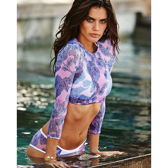 Don't forget to tune in March 9th on @cbs for the#vsswimspecial @victoriassecret
