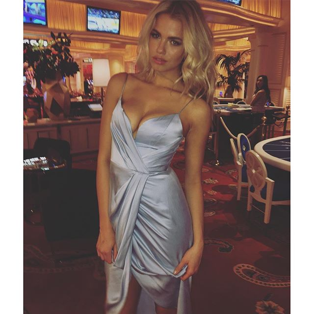 Birthday party dress @surrendervegas