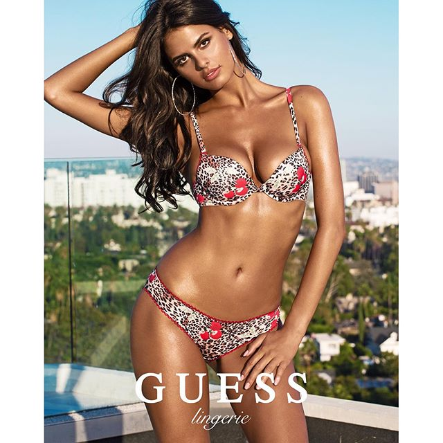 New summer campaign @guess @paulmarciano #photo @meganeclaire #makeup @allanface #hair @iamemilydawn