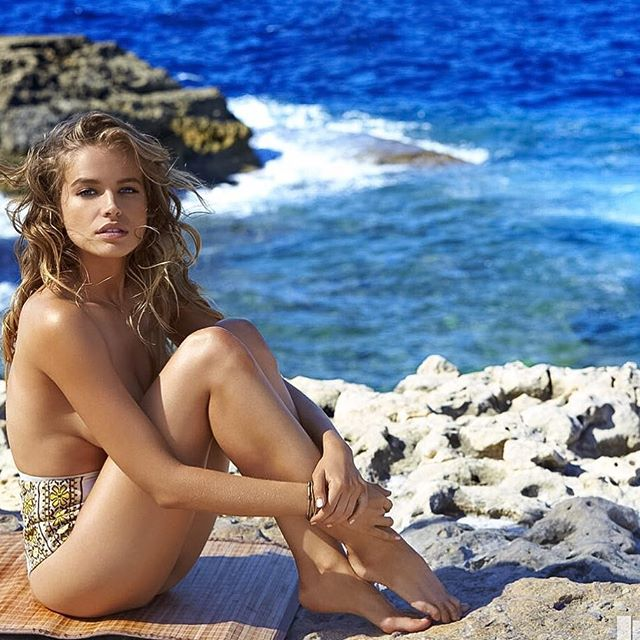 #missingthis still can't get over the fact that I'm in @si_swimsuit #grateful