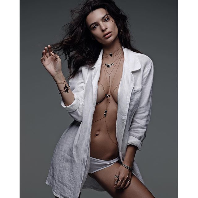 Monday morning blues ️#JAxEMRATA @naj_jamai @cwoodhair @jacquieaiche