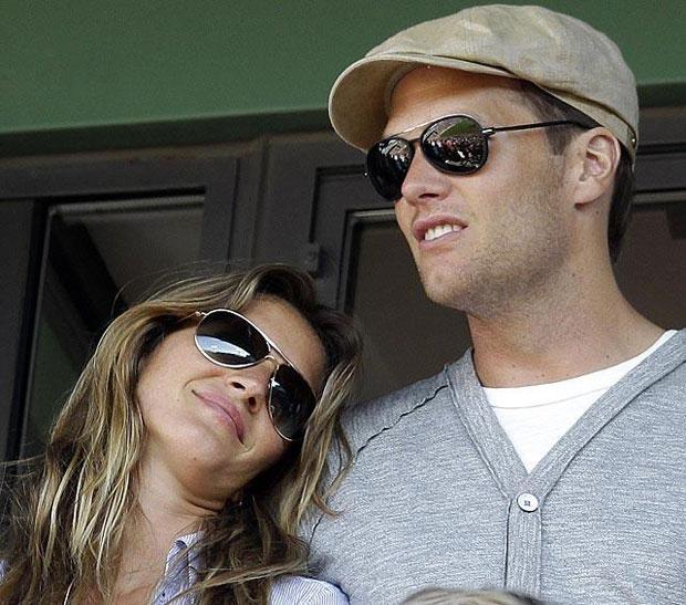 Tom Brady :: Getty Images