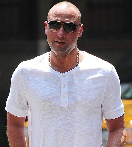 Derek Jeter :: Getty Images