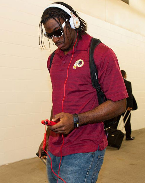 Robert Griffin III :: Getty Images