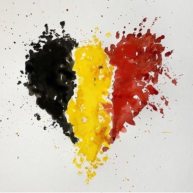 Thoughts and prayers going out to everyone affected at the Brussels attacks this morning!