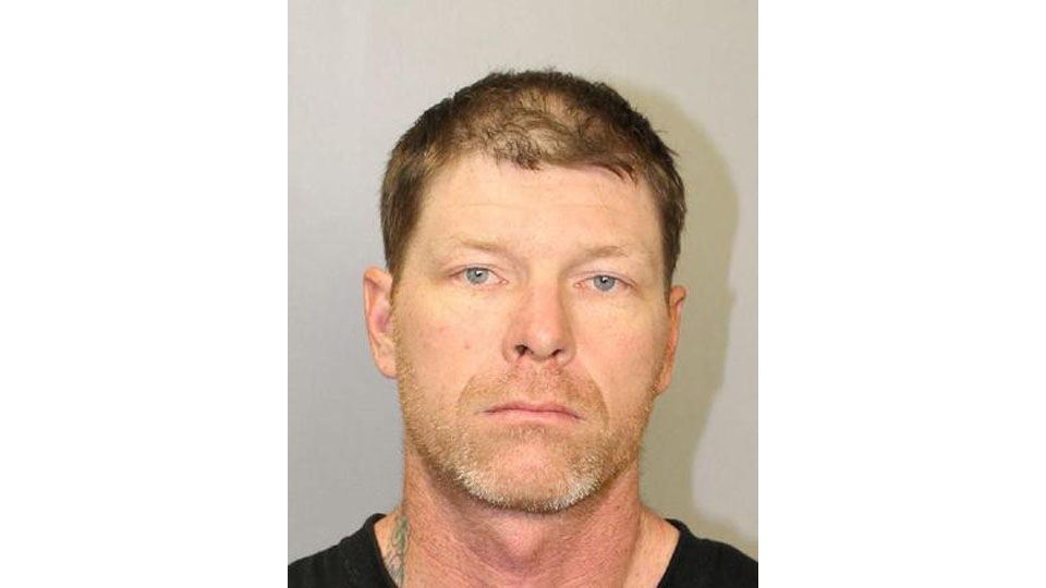 Nikolas Swope, 35, charged the mound at a minor league baseball game.