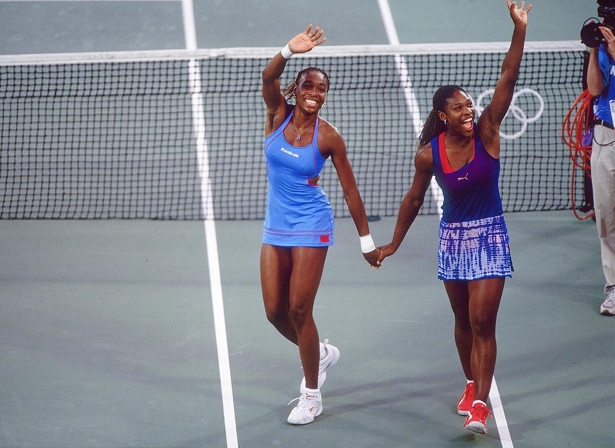 Despite their undeniable skills and stockpile of titles, the Williams sisters have been accused of slacking off when pitted against each other in competition. Venus and Serena have vehemently denied those claims. Serena leads the head-to-head series 14-11 through August 2014.
