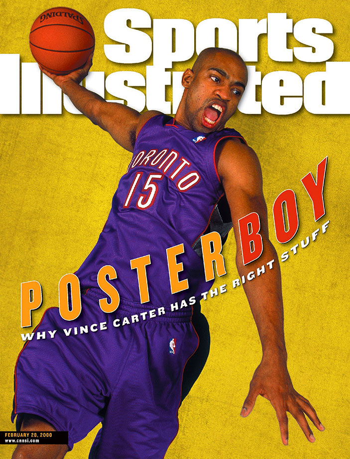 "The reputation of ""Vinsanity"" for acrobatic dunks doesn't do his overall game enough justice. Carter currently ranks 30th all-time in career scoring and will likely pass Charles Barkley in 2015-16. His incredible play was key for an upstart Toronto Raptors franchise in the early 2000s. — Runner-up: Hal Greer"