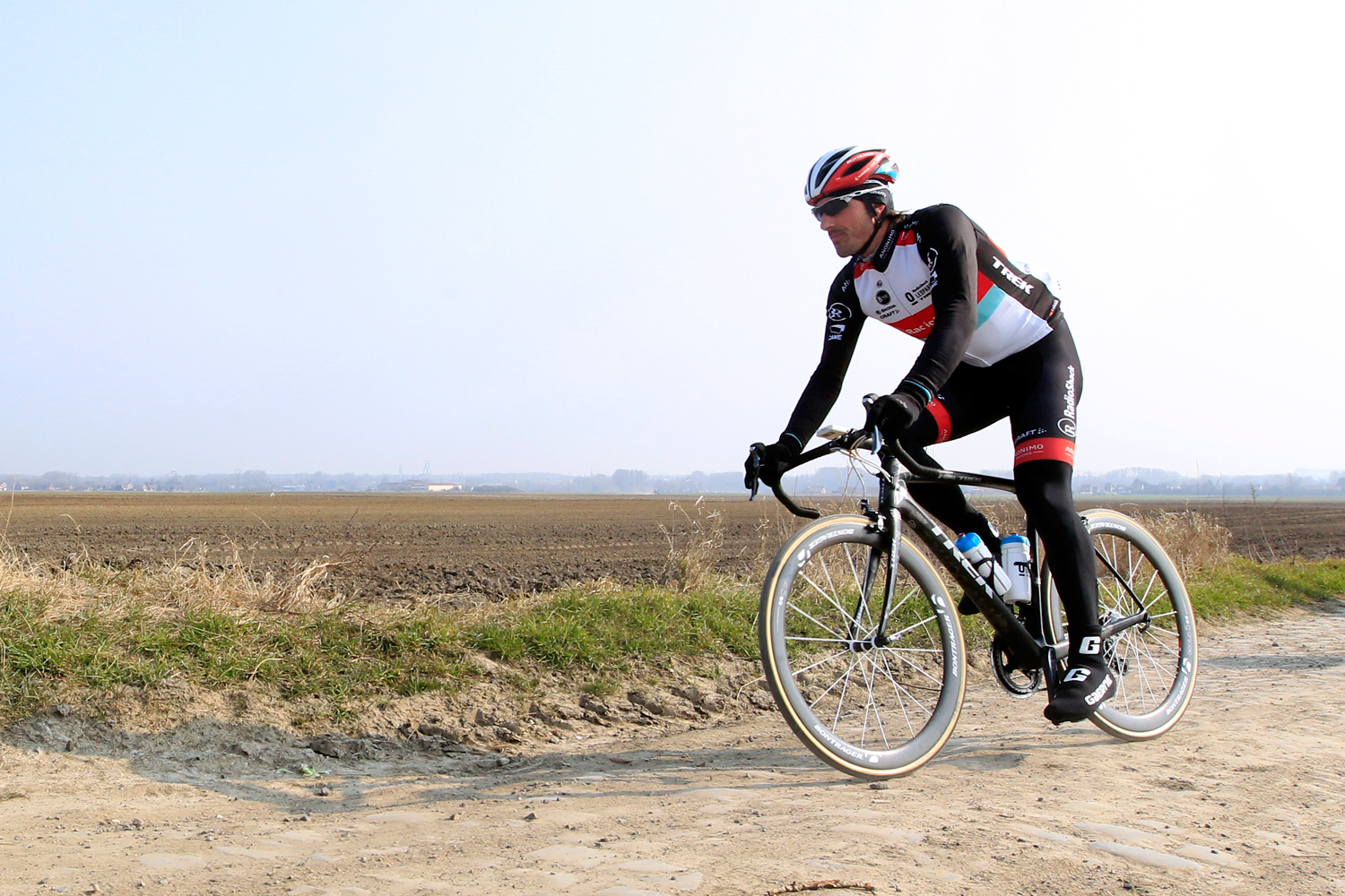 After snatching victory in the Tour of Flanders on April 6, Cancellara was the favorite going into Sunday's Paris-Roubaix. Every time he's won that race, the 33-year-old Swiss Time Machine has followed it up with a win in The Hell of The North. This year, though, he finished third.