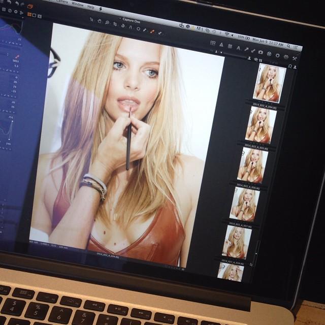 Shot by @kennethwillardt Make up @maybelline #maybelline #maybellinegirl #wbw
