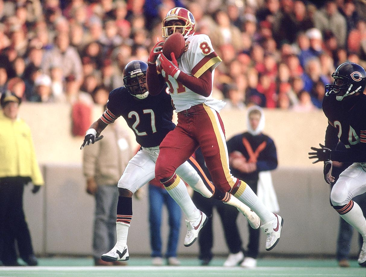 Monk had to wait a while to get into the Pro Football Hall of Fame, but his credentials are more than worthy. His Credentials: Inducted into NFL Hall of Fame in 2008, three-time Pro Bowl selection, two-time All-Pro, caught a pass in 183 consecutive games, set then-NFL record with 106 catches in 1984 season, named to NFL's All-Decade Team for the 1980s, three-time Super Bowl winner. Others in Consideration: Joe Flacco (2008, Ravens); Alfred Williams (1999, Bengals); Eddie Kennison (1996, Rams); Tom Darden (1972, Browns)