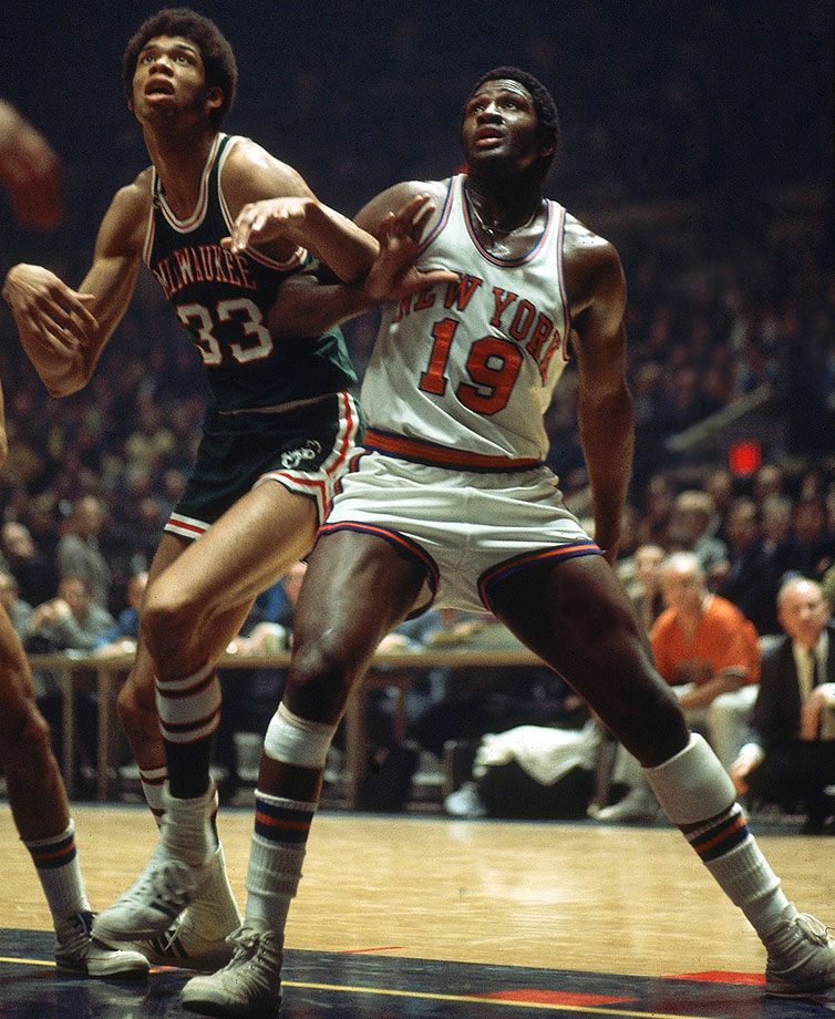 The Knicks haven't won an NBA title since Reed helped clinch the 1973 championship. Reed will forever be remembered for his magical return to Game 7 of the 1970 Finals against the Los Angeles Lakers, delivering the Knicks' first title in franchise history. He averaged 23.7 points and 13.8 rebounds per game during the 1970 playoffs. — Runner-up: Don Nelson