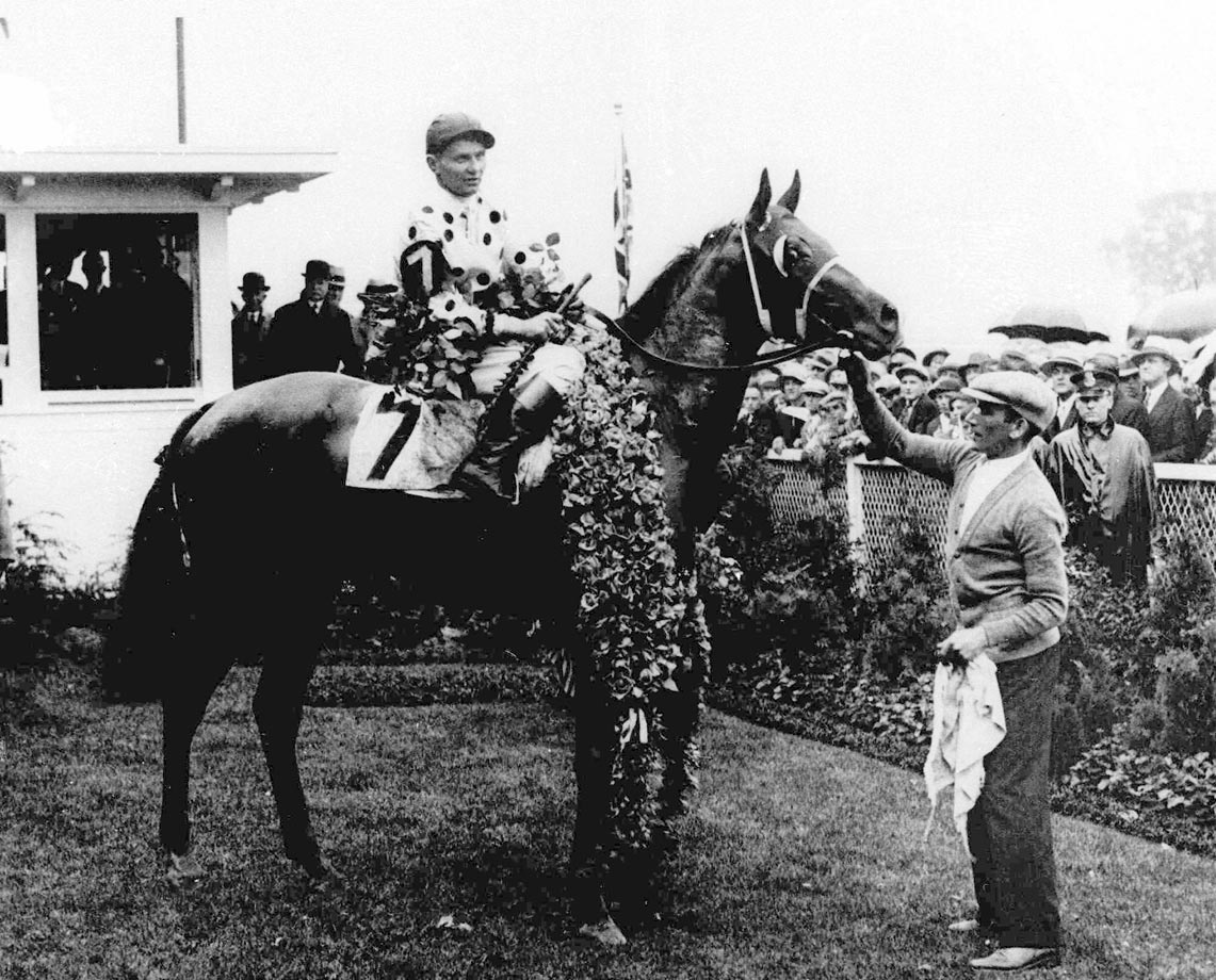French-bred Gallant Fox became the second U.S. Triple Crown winner and first to sire a second generation Triple Crown champion, Omaha, ultimately leading to an increased popularity of European racehorses.