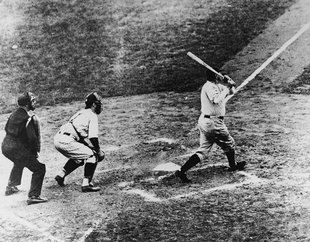 Memorable World Series Moments  Sicom-7380