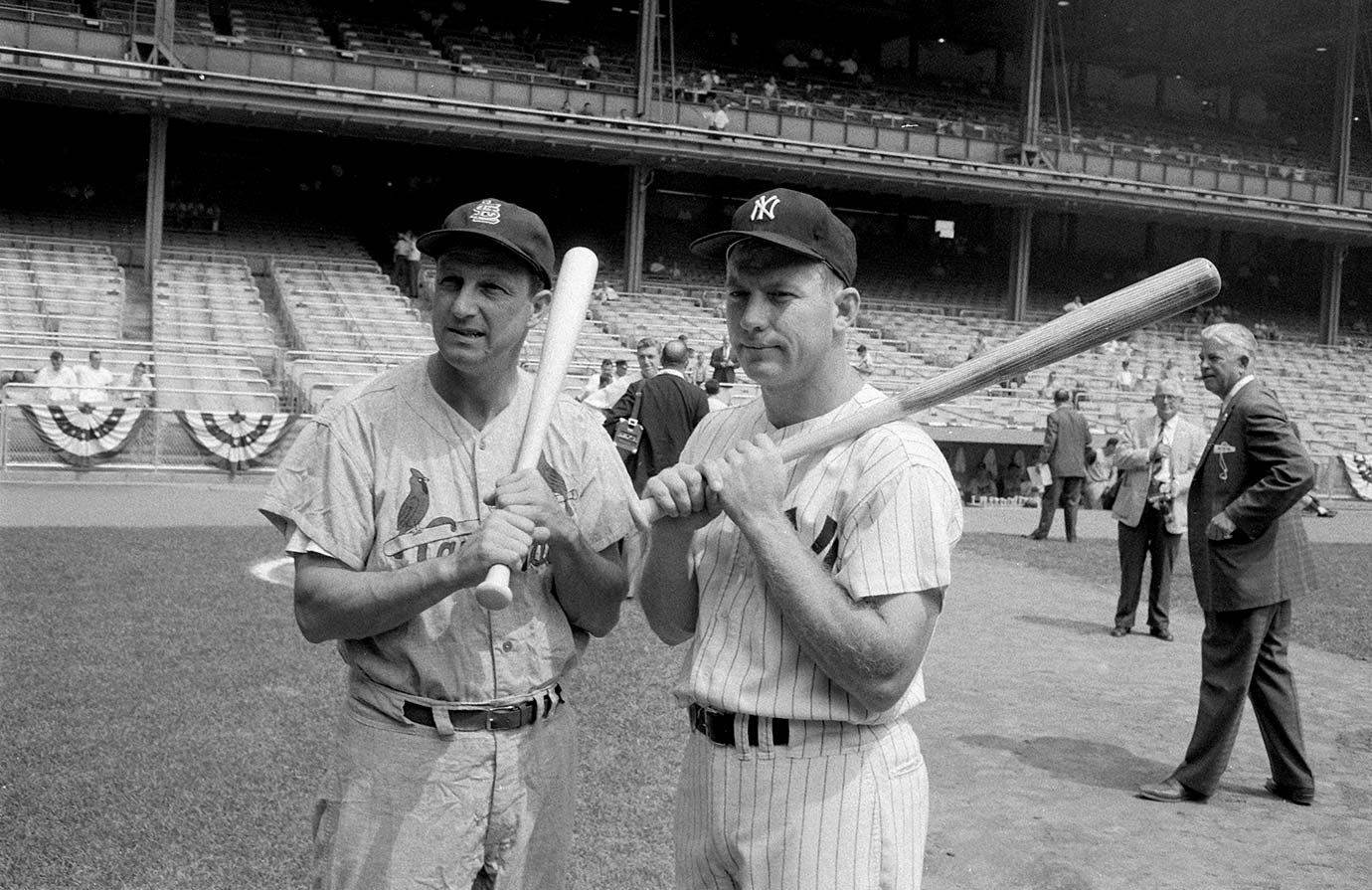 July 13, 1960 — MLB All-Star Game