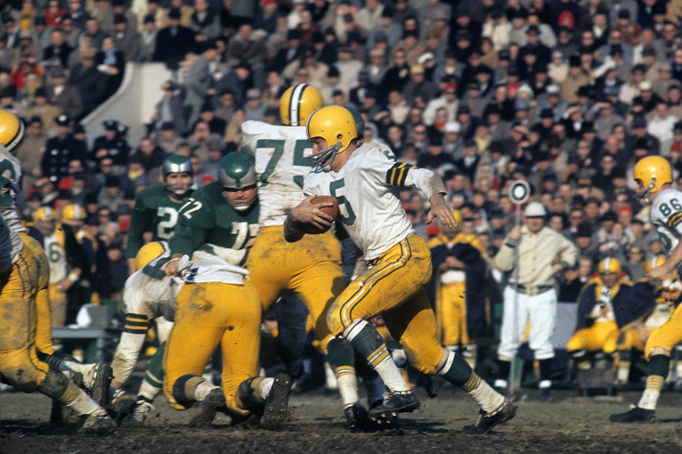 Dec. 26, 1960 (NFL Championship) — Green Bay Packers vs. Philadelphia Eagles