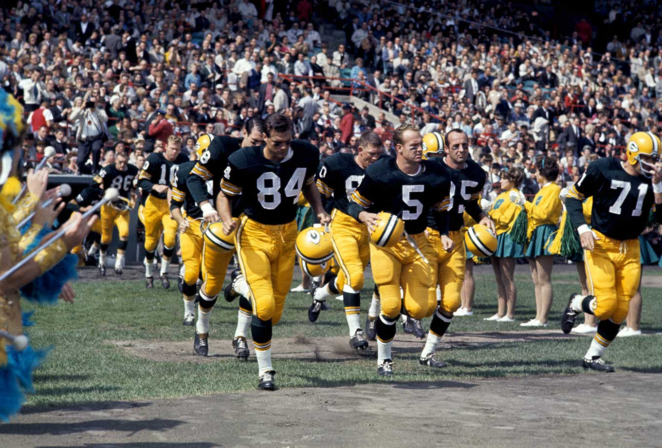 Sept. 23, 1962 — Green Bay Packers vs. St. Louis Cardinals