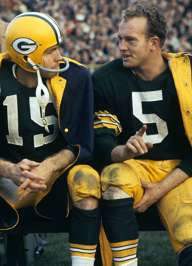 Dec. 2, 1962 — Green Bay Packers vs. Los Angeles Rams