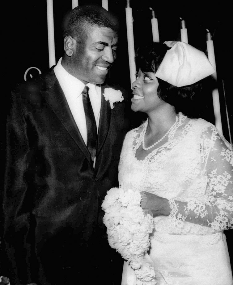 Dick Night Train Lane and Dinah Washington