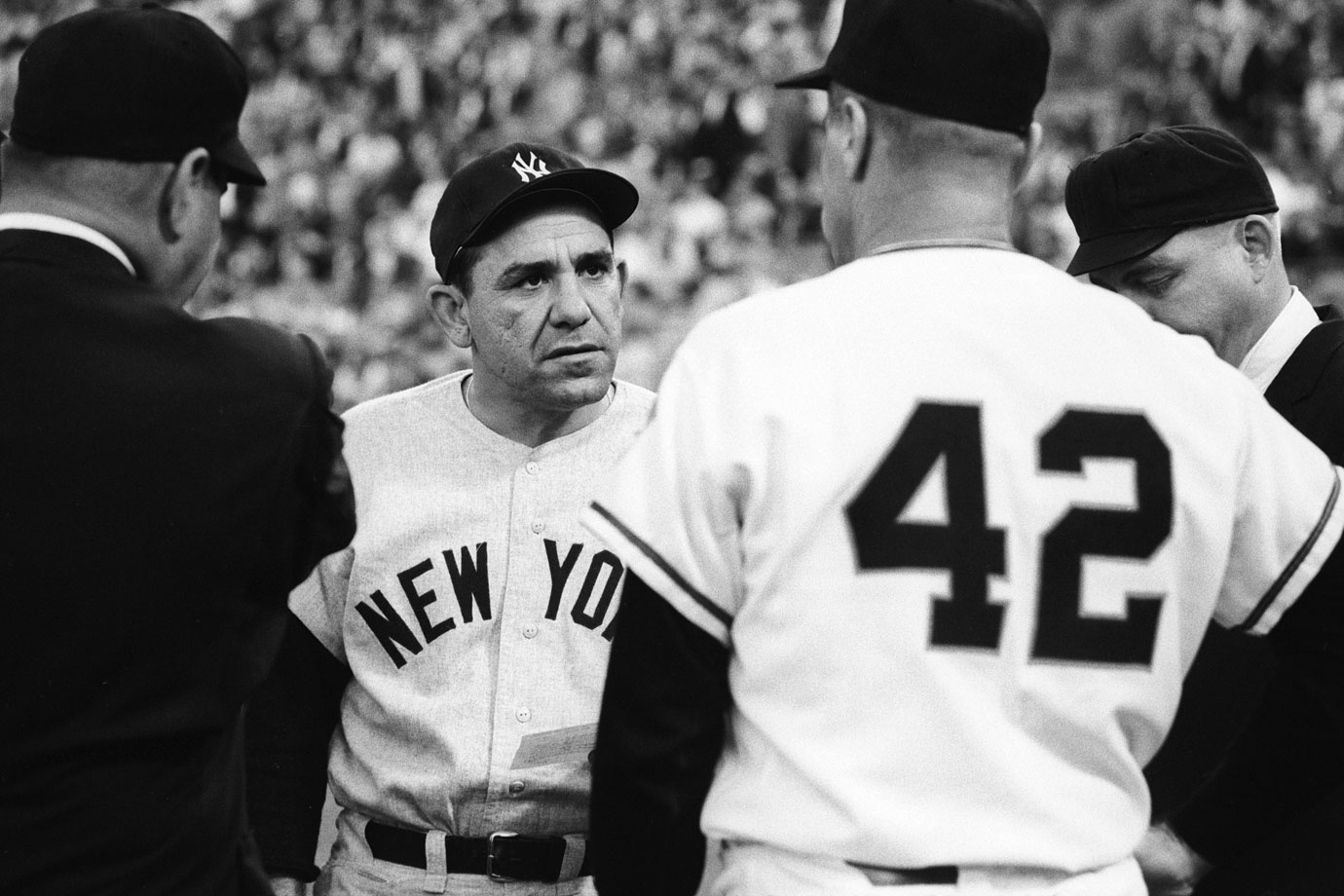 Yogi Berra American Original And Yankees Immortal Dies At 90 Sicom