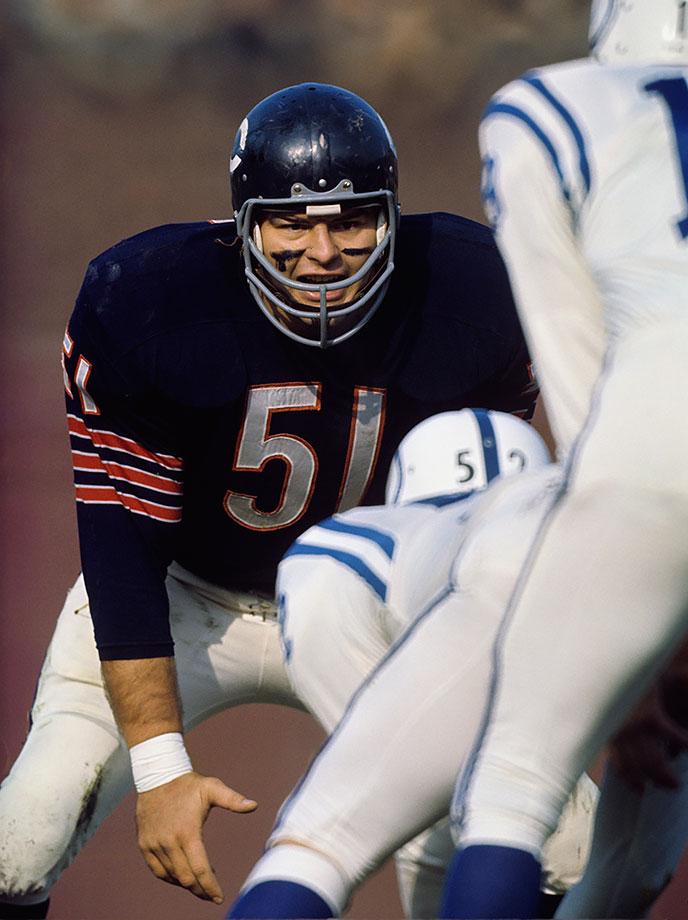 Nov. 7, 1965 — Chicago Bears vs. Baltimore Colts
