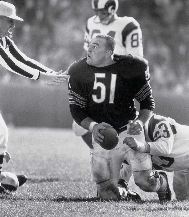 Oct. 10, 1965 — Chicago Bears vs. Los Angeles Rams