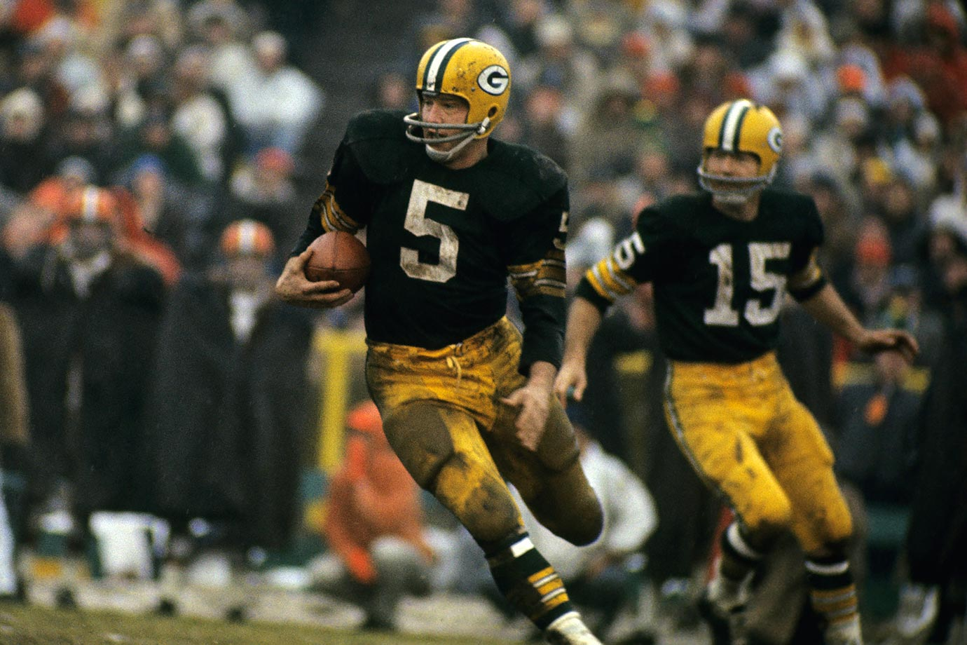 Jan. 2, 1966 (NFL Championship) — Green Bay Packers vs. Cleveland Browns