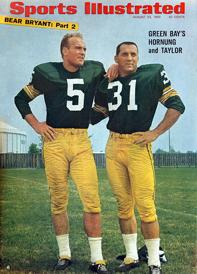 Aug. 22, 1966 SI cover