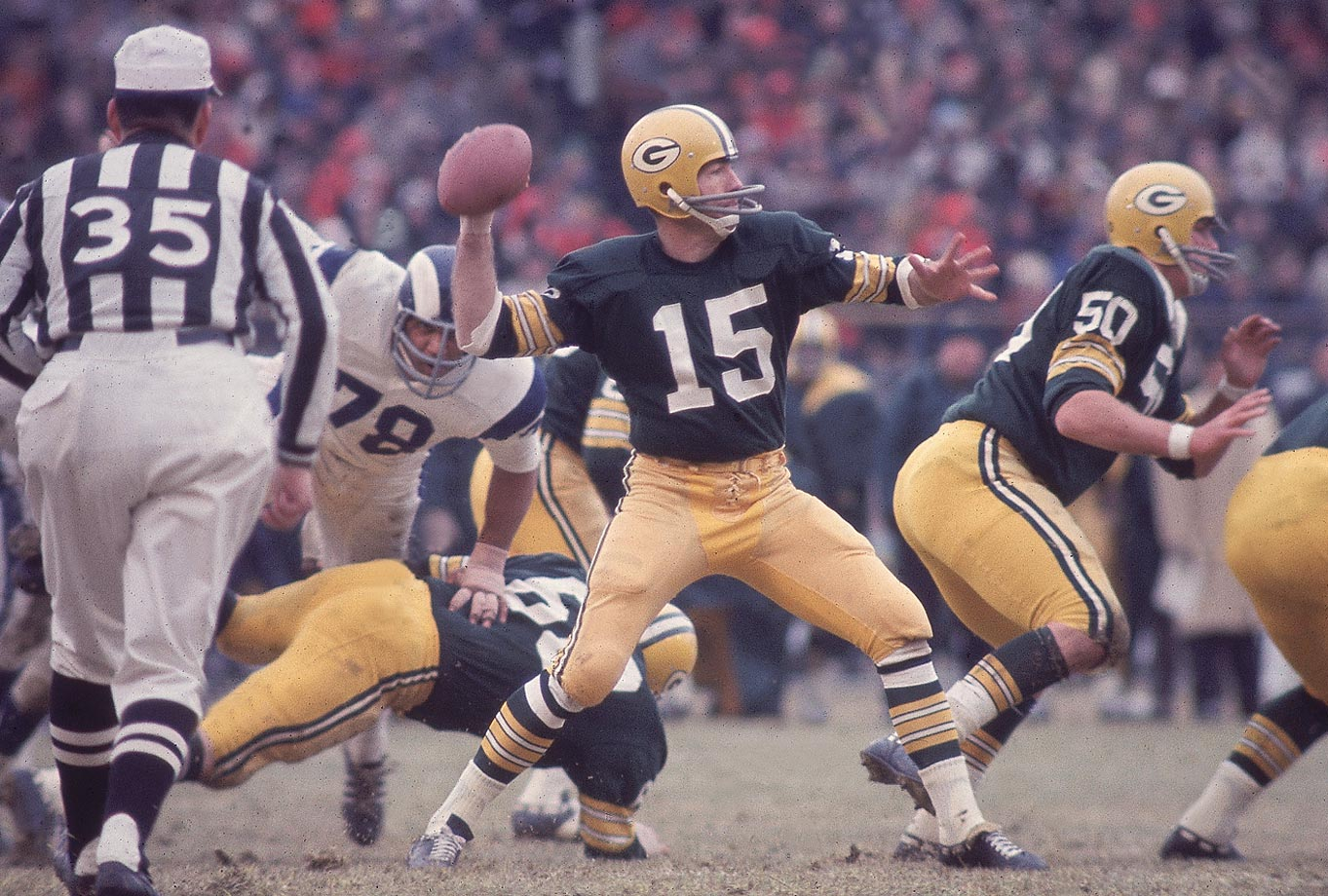"The 1966 Packers were ranked as the sixth greatest Super Bowl-winning team on the NFL Network's ""America's Game: The Super Bowl Champions."" (Text credit: Shannon Carroll)"