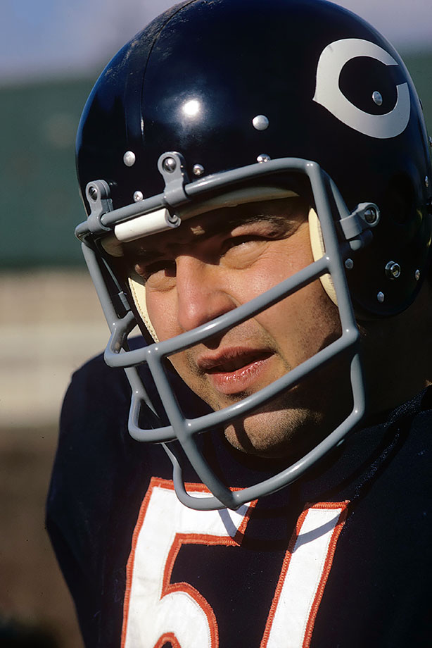 Dec. 14, 1969 — Chicago Bears vs. Green Bay Packers