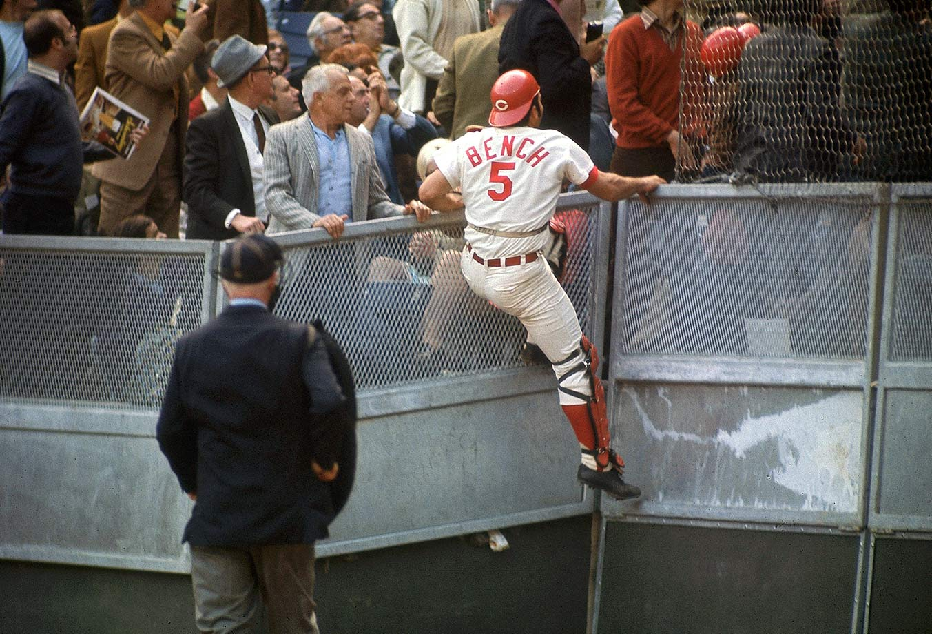 Oct. 11, 1970 — World Series, Game 2