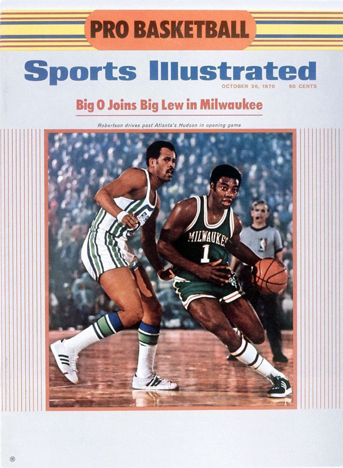 In 1970, the Royals made a surprising move, trading Oscar Robertson to the Milwaukee Bucks for Flynn Robinson and Charlie Paulk. The move teamed The Big O with Lew Alcindor, the game's top young center.