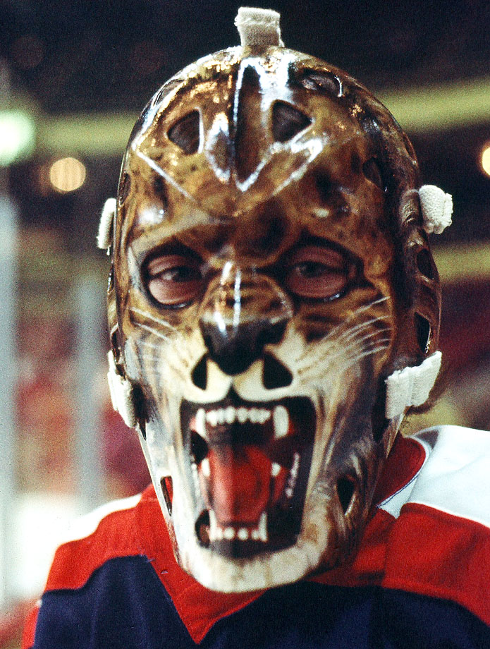 Scariest Goalie Masks In Nhl History Si Com