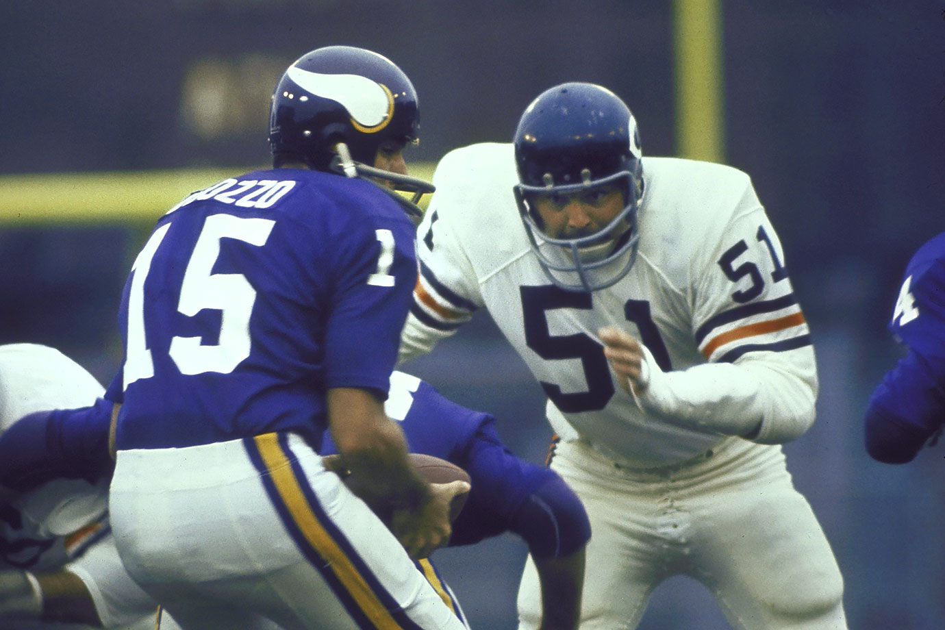 Sept. 26, 1971 — Chicago Bears vs. Minnesota Vikings