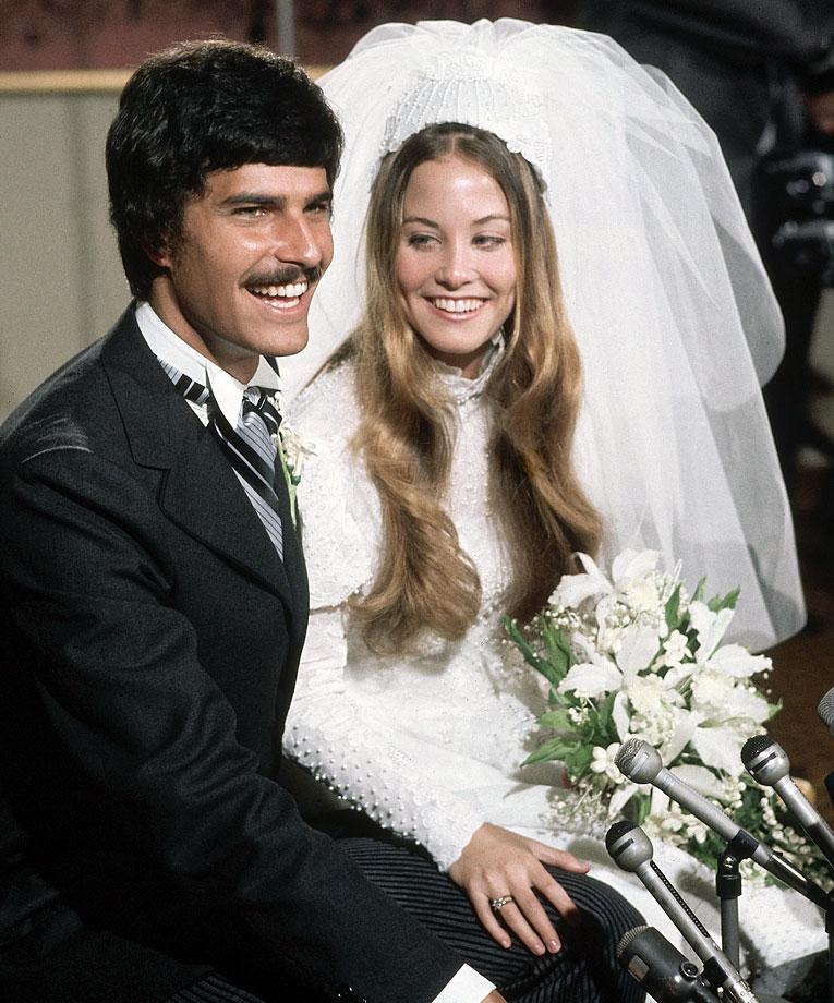 Mark Spitz and Susan Weiner