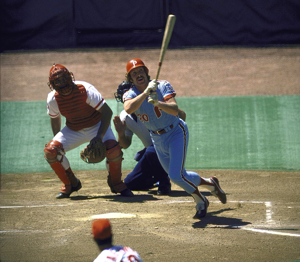 August 29, 1976 — Philadelphia Phillies vs. Cincinnati Reds
